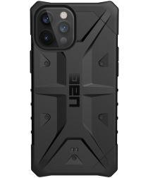 Urban Armor Gear Pathfinder iPhone 12 Pro Max Hoesje Zwart