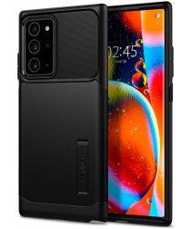 Spigen Slim Armor Samsung Galaxy Note 20 Ultra Hoesje Zwart