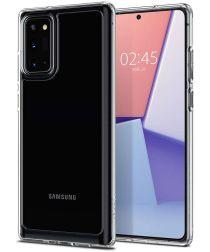 Samsung Galaxy Note 20 Transparante Hoesjes