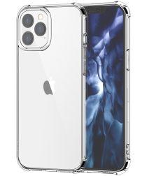 Apple iPhone 12 Pro Max Hoesje Schokbestendig TPU Transparant