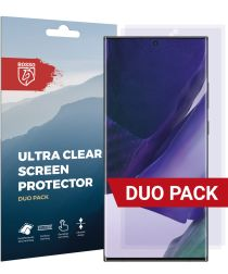 Rosso Samsung Galaxy Note 20 Ultra Clear Screen Protector 2-Pack