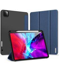 Dux Ducis Domo Lite Apple iPad Pro 12.9 2018 / 2020 Tri-fold Blauw