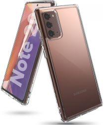 Ringke Fusion Samsung Galaxy Note 20 Hoesje Transparant