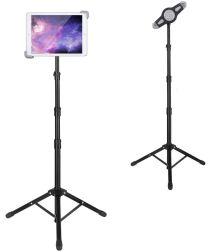 Tablet / iPad Statief met Tripod 7.9 - 12 Inch Met Opberg Tas