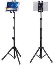 Universele Tablet/iPad Tripod Statief Verstelbare Lessenaar