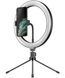Universele Tripod Telefoonhouder Statief Smartphone Standaard Lamp