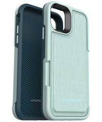LifeProof Flip Apple iPhone 11 Back Cover Portemonnee Hoesje Groen