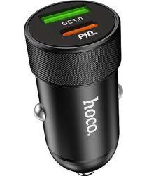 HocoSpeed Mini Auto Snellader Dubbele Poort USB + USB- 4.5A