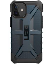 Urban Armor Gear Plasma Apple iPhone 12 Mini Hoesje Blauw