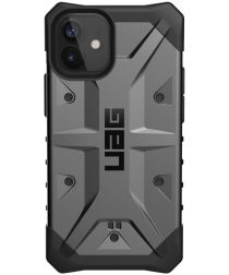 Urban Armor Gear Pathfinder Apple iPhone 12 Mini Hoesje Zilver