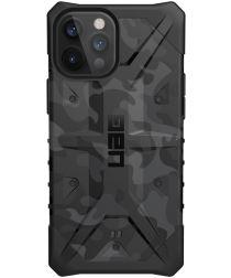 Urban Armor Gear Pathfinder iPhone 12 Pro Max Hoesje Midnight Camo