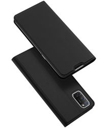 Dux Ducis Skin Pro Series Oppo A52/A72 Book Case Hoesje Zwart