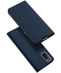 Dux Ducis Skin Pro Series Oppo A52/A72 Book Case Hoesje Blauw