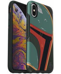 OtterBox Symmetry Case Disney iPhone X/XS Boba Fett