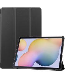 Samsung Galaxy Tab S7 Plus Tri-fold Hoes Zwart