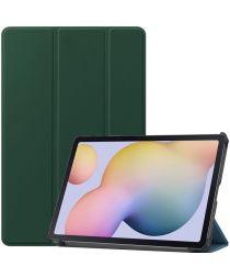 Samsung Galaxy Tab S7 Tri-fold Hoes Groen