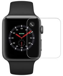 Apple Watch 42MM Screenprotector 9H Tempered Glass Transparant