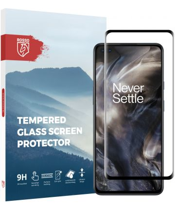 Rosso OnePlus Nord 9H Tempered Glass Screen Protector