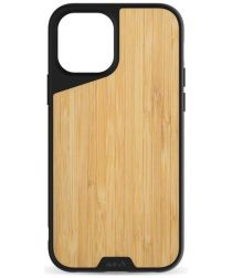 MOUS Limitless 3.0 Apple iPhone 12 / 12 Pro Hoesje Bamboo