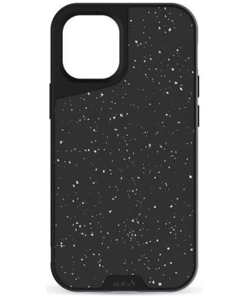 MOUS Contour Apple iPhone 12 / 12 Pro Hoesje Speckled Leather