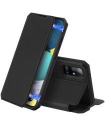 Dux Ducis Skin X Series Samsung Galaxy A51 Hoesje Zwart
