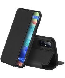 Dux Ducis Skin X Series Samsung Galaxy A71 Hoesje Zwart