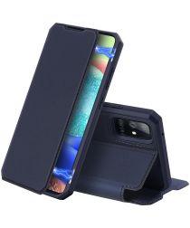 Samsung Galaxy A71 Book Cases & Flip Cases