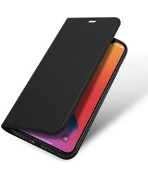 Dux Ducis Skin Pro Series Apple iPhone 12 Pro Max Hoesje Zwart