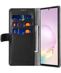 Dux Ducis Kado Series Samsung Galaxy Note 20 Ultra Wallet Hoesje Zwart