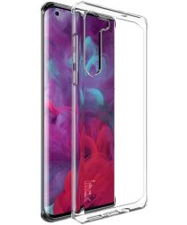 IMAK UX-5 Series Motorola Edge Hoesje Flexibel TPU Transparant