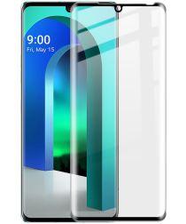 LG Velvet Tempered Glass
