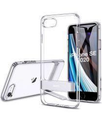Apple iPhone 7/8/SE2020 ESR Back Cover Met Kickstand Transparant