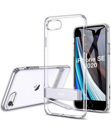 Apple iPhone 7/8/SE2020 ESR Back Cover Met Kickstand Transparant Hoesjes