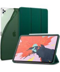 ESR Rebound Apple iPad Pro 12.9 2018 / 2020 Bookcase Transparant Groen