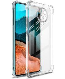 Xiaomi Poco F2 Pro Hoesje Schokbestendig en Dun TPU Transparant