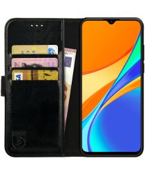 Xiaomi Redmi 9C Book Cases & Flip Cases
