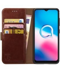 Alcatel 3X 2020 Book Cases & Flip Cases