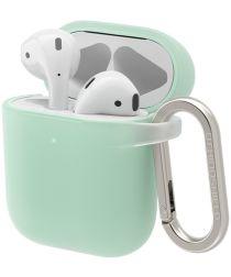 RhinoShield Apple AirPods Hard Plastic Hoesje Groen