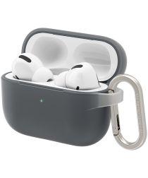 RhinoShield Apple AirPods Pro Hoesje Hard Plastic Grijs