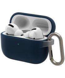 RhinoShield Apple AirPods Pro Hoesje Hard Plastic Blauw