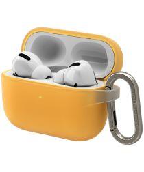 RhinoShield Apple AirPods Pro Hoesje Hard Plastic Geel