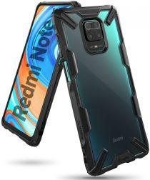 Ringke Fusion X Xiaomi Redmi Note 9S / Note 9 Pro Hoesje Zwart
