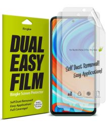 Ringke Dual Easy Wing Xiaomi Redmi Note 9S/Note 9 Pro Screenprotector