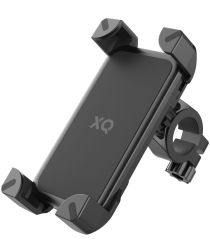 XQISIT Universele Stevige Telefoonhouder Fiets 5-7 Inch Zwart