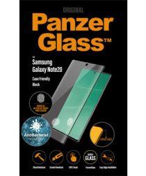 PanzerGlass Samsung Galaxy Note 20 Case Friendly Screenprotector Zwart