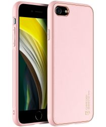 Dux Ducis Yolo Series Apple iPhone 7/8/SE 2020 Hoesje Backcover Roze
