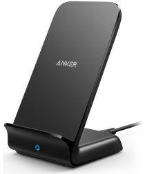 Anker PowerWave+ Stand met Draadloos Opladen 10W Zwart