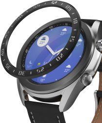 Ringke Bezel Styling Galaxy Watch 3 41MM Randbeschermer RVS Zwart