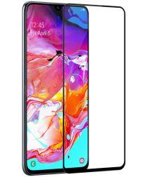 Nillkin Samsung Galaxy A70 Anti-Explosion Glass Screen Protector Zwart