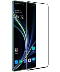 Nillkin OnePlus 8 Pro Curved Glass Screen Protector Zwart
